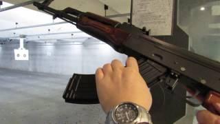 Download AK47(AKM) 7.62 x 39mm 소총 실탄 사격 Video