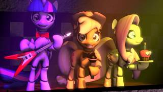 Download Five nights at Aj's - Bonnie song [SFM MLP] Video