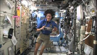 Download Astronaut Greets YouTube Space Lab Participants Video