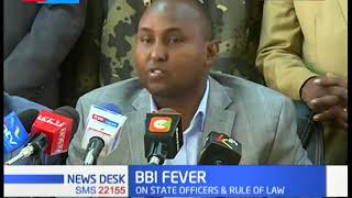 Download Pro-BBI MPs respond to DP Ruto's sentiments, on state officers and Rule of Law Video
