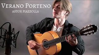 Download Verano Porteño (Tango) By Astor Piazzolla Video