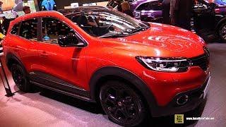 Download 2018 Renault Kadjar - Exterior and Interior Walkaround - 2017 Frankfurt Auto Show Video