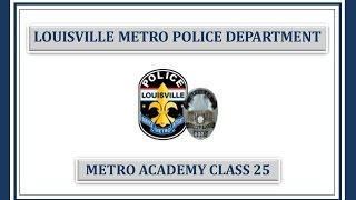 Download LMPD MAC 25 Academy Highlights Video