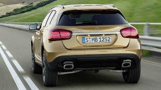 Download 2017 Mercedes GLA 220 d 4MATIC - Drive and Design Video