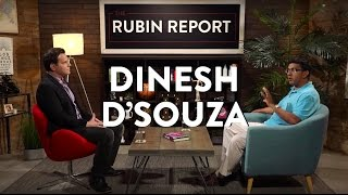 Download Dinesh D'Souza and Dave Rubin: Hillary Clinton, the Democrats, and Trump (Full Interview) Video