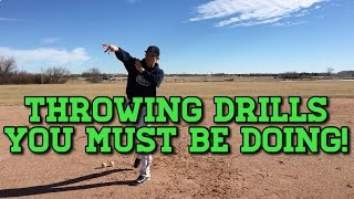 Download How To: Baseball Throwing Drills Youth Players MUST Be Doing! Video