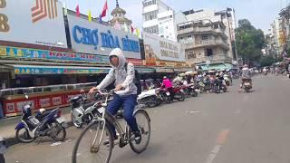 Download An Đông,Sài Gòn,China Town,VietNam trưa 6.11.2017 Video