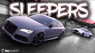 Download This Audi RS7 Duo Shocked Everyone at the Track w/ BASIC Mods Video