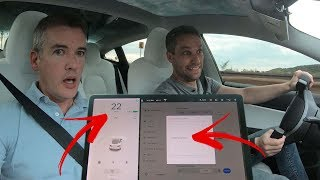 Download Can You Drive a Tesla While Doing a Software Update? Video