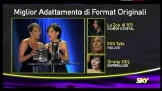 Download SKY AWARDS 2009 - VINCE LO ZOO DI 105 Video