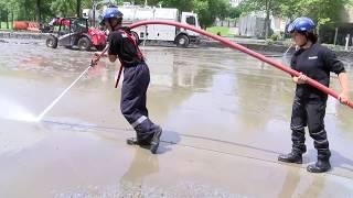 Download Inondations 2018, sanctuaire de Lourdes : la journée du 14 juin et la réouverture de la Grotte Video