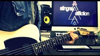 Download ISSUES - ″Stingray Affliction″ (Guitar Cover) - HD! + Tabs Video