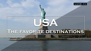 Download Tourism in the USA Video