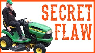 Download Your Riding Lawn Mower Tractor's Dirty Little Secret – Video Video