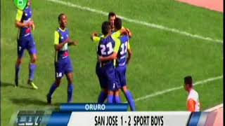 Download San Jose 1 - 2 Sport Boys Video