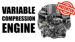 Download How GM's Variable Compression Engine Works - Patent Review Video