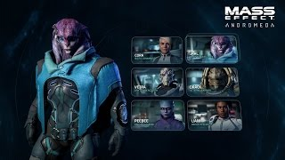 Download MASS EFFECT: ANDROMEDA | Combat Profiles & Squads | Official Gameplay Series - Part 2 Video
