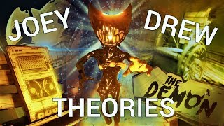 Download EVERYTHING we know about Joey Drew! (Bendy & the Ink Machine Theories) Video