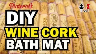 Download DIY Cork Bath Mat, Corinne VS Pin #37 Video