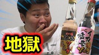 Download 納豆味と塩辛味の罰ゲームサイダーがクソまず過ぎてヤバい!! Video