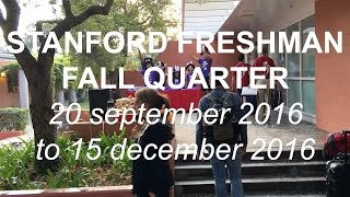 Download MY FRESHMAN FALL QUARTER AT STANFORD Video