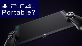 Download Is Sony Releasing a New Handheld? Video