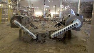 Download NASA's Space-Digging RASSOR Robot Video
