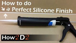 Download How to do perfect silicone line How to apply perfect silicone finish Video