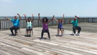 Download Best chair exercise routine ever! Video