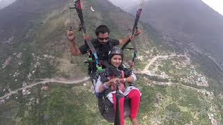Download Paragliding video in manali Video