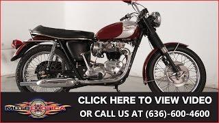 Download 1970 Triumph Bonneville T120 (SOLD) Video