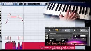 Download Jazz Trumpet VST sound library for Native Instruments Kontakt 5 Video