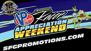 Download Inaugural VP Racers Appreciation Weekend - Thursday Video