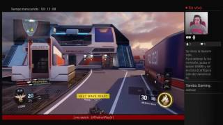 Download Gameplay Call of duty black ops 3 (im back) Ps4 live Video