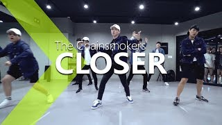 Download The Chainsmokers - Closer ft. Halsey / Choreography . AD LIB Video