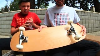 Download $40 AMAZON BOARD SKATE | STUPID SKATE EP 52 Video