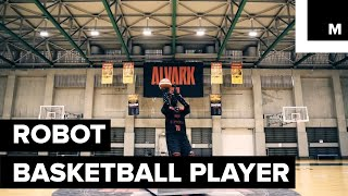 Download Toyota Created a Basketball-Playing Robot Never Misses a Free Throw Video