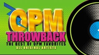 Download OPM Throwback - The Best Of OPM Favorites 2 - (Music Collection) Video