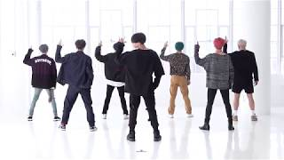 Download BTS 'Boy With Luv' mirrored Dance Practice Video