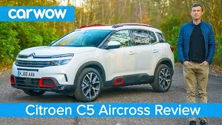 Download Citroen C5 Aircross SUV 2020 in-depth review | carwow Reviews Video