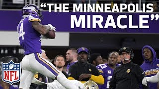 Download Home Radio Broadcasters Freak Out on Stefon Diggs Walk-Off Minneapolis Miracle TD! | NFL Highlights Video