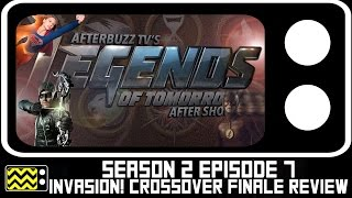 Download Legends Of Tomorrow Season 2 Episode 7 Review & After Show | AfterBuzz TV Video