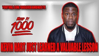 Download Kevin Hart Just Learned A Valuable Lesson   Keep It 1000 Video