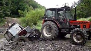 Download Traktor crash compilation 2015 , tractor stuck 2015 Video