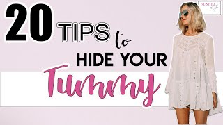 Download 20+ Tips to Help You Hide Your Tummy! Video