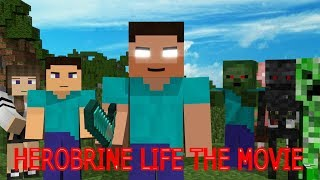 Download Herobrine Life: Full Animation - Minecraft Animation Movie Video