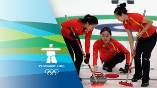 Download China vs Switzerland - Women's Curling - Bronze Medal Contest - Vancouver 2010 Winter Olympic Games Video