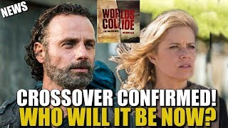 Download The Walking Dead & Fear The Walking Dead Crossover Confirmed - Who Will Crossover? Video
