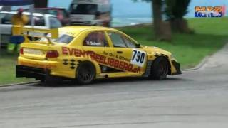 Download HILLCLIMBMONSTER Mitsubishi Lancer Evo RS Turbo & Supercharger 800 BHP Hans Schori Bergrennen Video