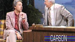 Download Johnny Carson & Doc Severinsen Talk Thanksgiving Plans on Johnny Carson's Tonight Show - 1979 Video